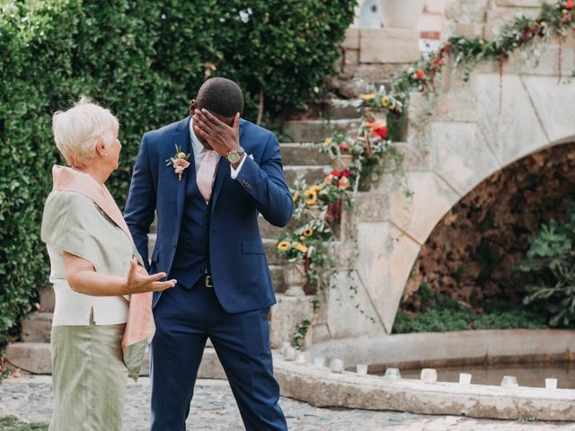 Le mariage de Amari et Geri à Saint-Thibéry, Hérault 19