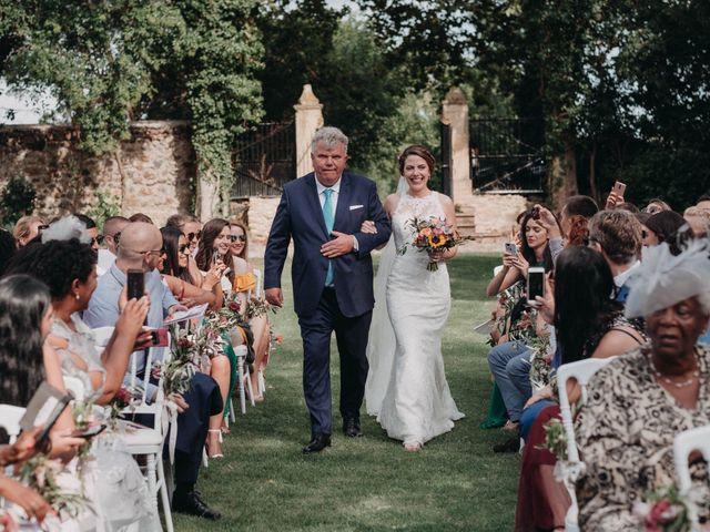 Le mariage de Amari et Geri à Saint-Thibéry, Hérault 22