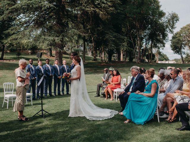 Le mariage de Amari et Geri à Saint-Thibéry, Hérault 23