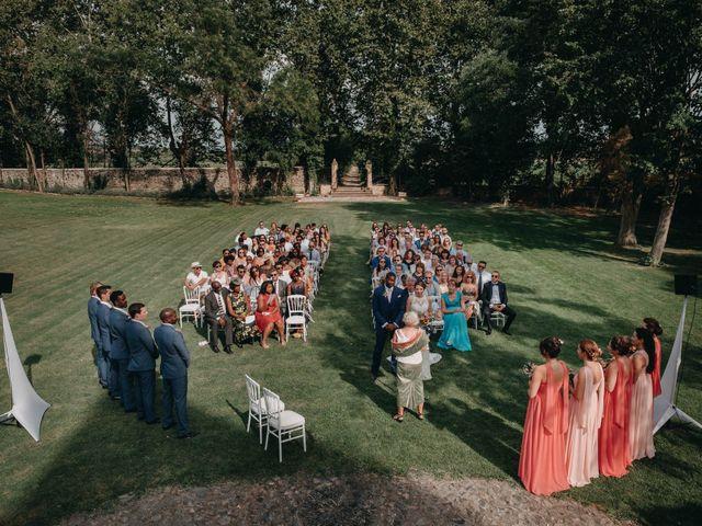 Le mariage de Amari et Geri à Saint-Thibéry, Hérault 24