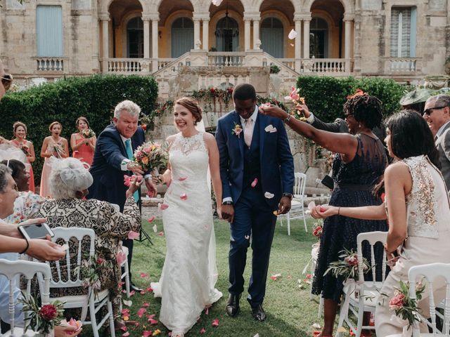 Le mariage de Amari et Geri à Saint-Thibéry, Hérault 27