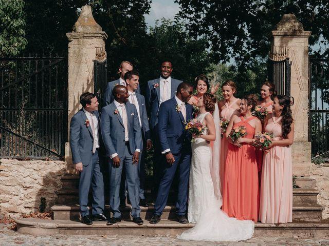 Le mariage de Amari et Geri à Saint-Thibéry, Hérault 30