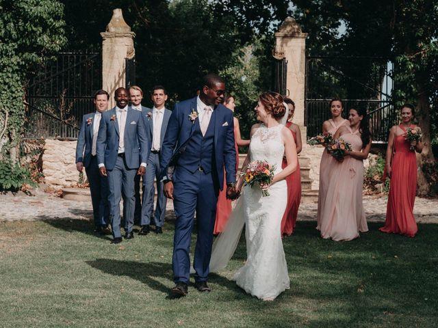 Le mariage de Amari et Geri à Saint-Thibéry, Hérault 31
