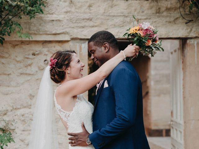 Le mariage de Amari et Geri à Saint-Thibéry, Hérault 35