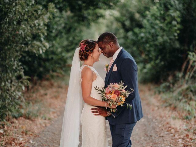 Le mariage de Amari et Geri à Saint-Thibéry, Hérault 37