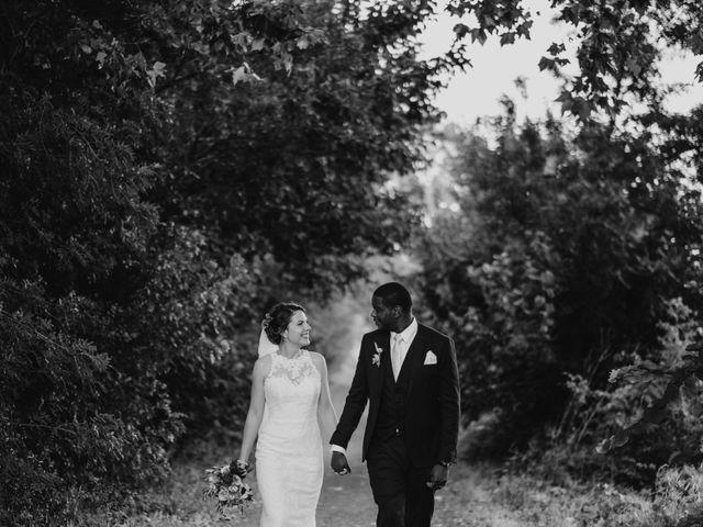 Le mariage de Amari et Geri à Saint-Thibéry, Hérault 38