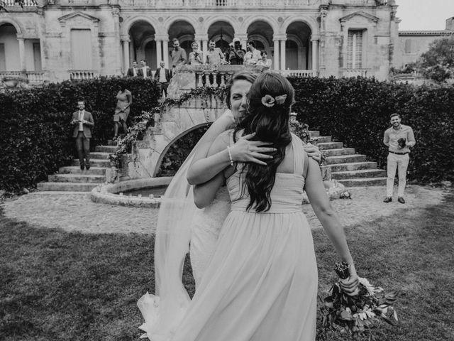 Le mariage de Amari et Geri à Saint-Thibéry, Hérault 43