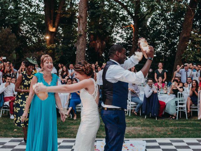 Le mariage de Amari et Geri à Saint-Thibéry, Hérault 45