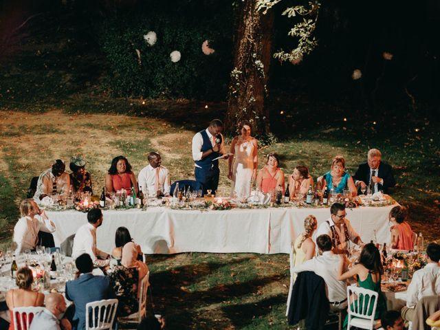 Le mariage de Amari et Geri à Saint-Thibéry, Hérault 48