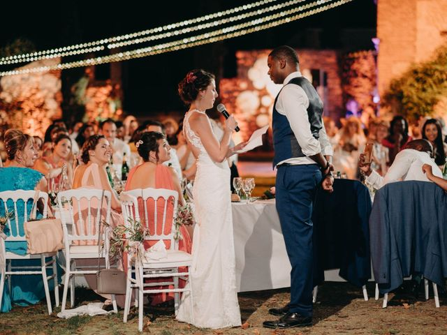 Le mariage de Amari et Geri à Saint-Thibéry, Hérault 50