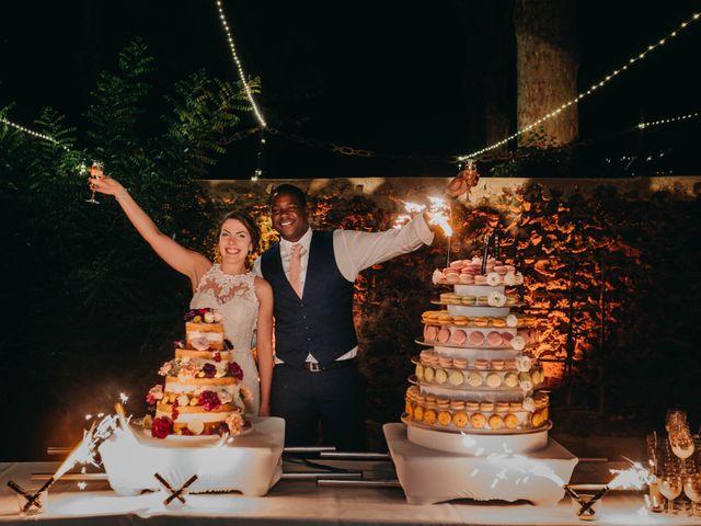 Le mariage de Amari et Geri à Saint-Thibéry, Hérault 53