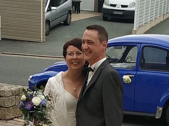 Le mariage de Nicolas et Jacynthe à La Verrie, Vendée 1