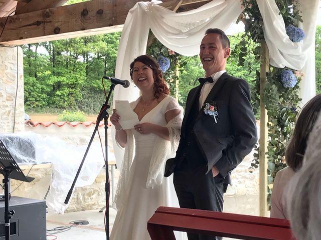 Le mariage de Nicolas et Jacynthe à La Verrie, Vendée 9