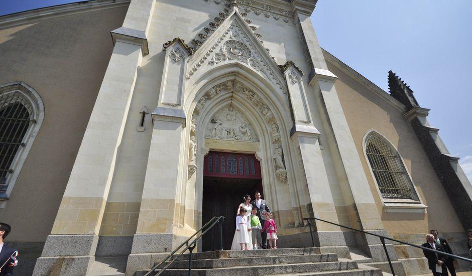 Le mariage de Denis et Magaly à Laval, Mayenne