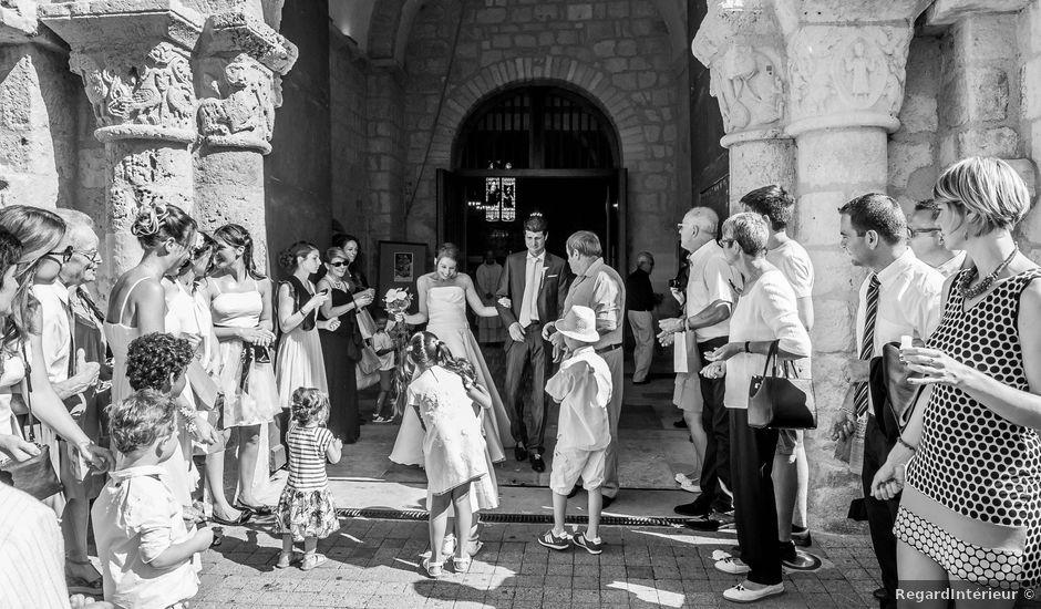 Le mariage de Mickaël et Amandine à Poitiers, Vienne