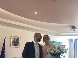 Le mariage de Jennifer et Joel  1