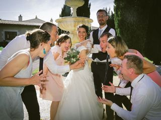 Le mariage de Chloé et Yann