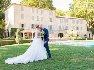 Le mariage de Laetitia et Franck