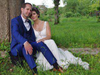 Le mariage de Laéticia et Nicolas