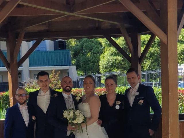 Le mariage de Joel  et Jennifer à Vauréal, Val-d'Oise 6