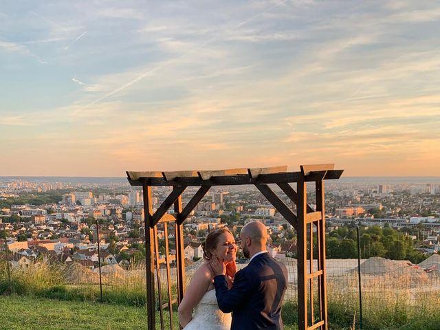 Le mariage de Joel  et Jennifer à Vauréal, Val-d'Oise 7