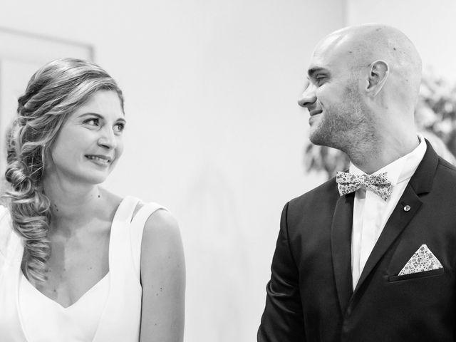 Le mariage de Franck et Laetitia à Saignon, Vaucluse 7