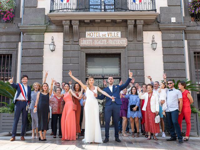 Le mariage de Franck et Laetitia à Saignon, Vaucluse 8