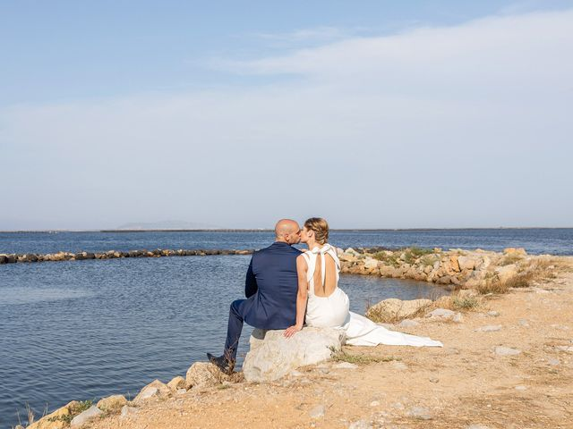 Le mariage de Franck et Laetitia à Saignon, Vaucluse 15