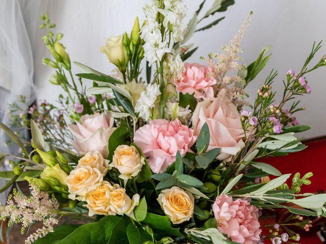 Le mariage de Franck et Laetitia à Saignon, Vaucluse 20