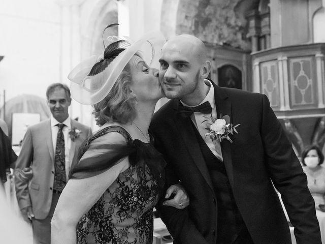 Le mariage de Franck et Laetitia à Saignon, Vaucluse 38
