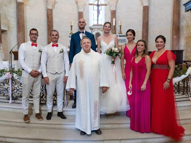 Le mariage de Franck et Laetitia à Saignon, Vaucluse 46