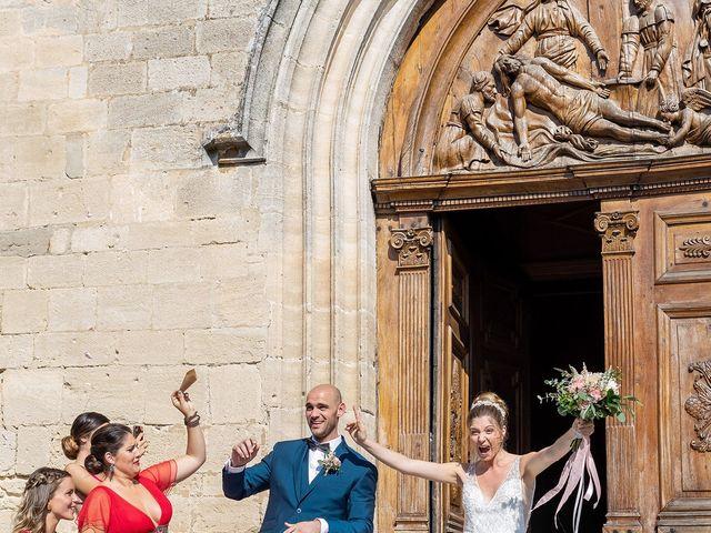Le mariage de Franck et Laetitia à Saignon, Vaucluse 48