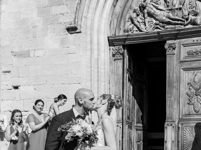 Le mariage de Franck et Laetitia à Saignon, Vaucluse 49