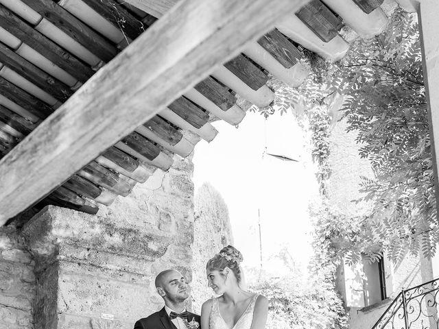 Le mariage de Franck et Laetitia à Saignon, Vaucluse 52
