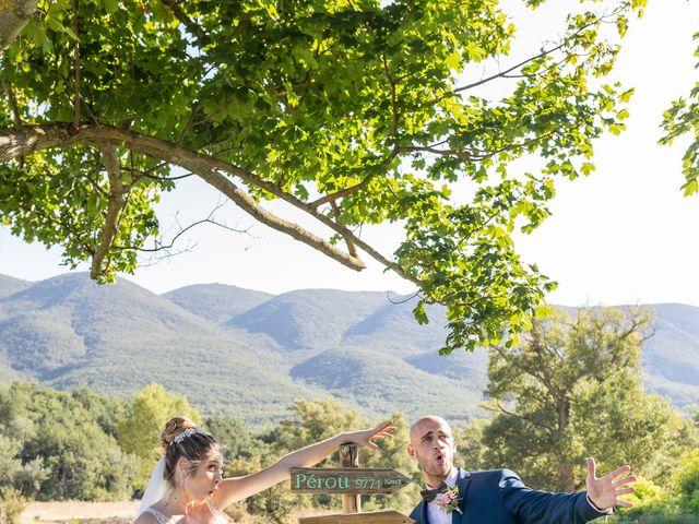 Le mariage de Franck et Laetitia à Saignon, Vaucluse 54