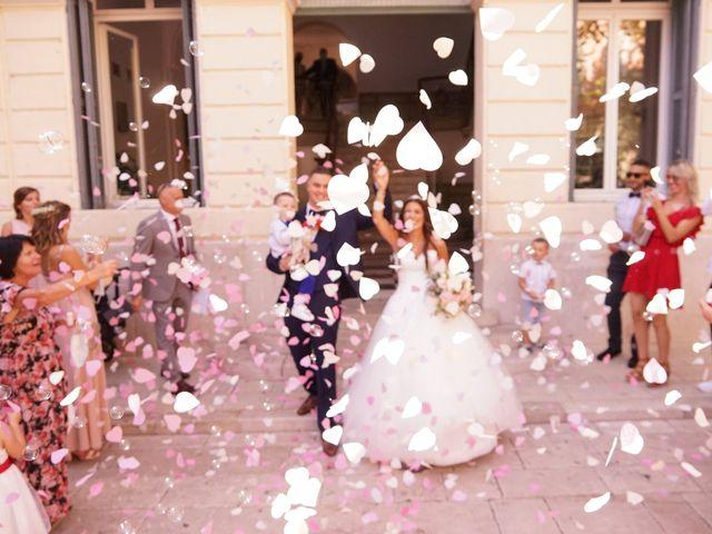 Le mariage de Maxime et Chareyre
