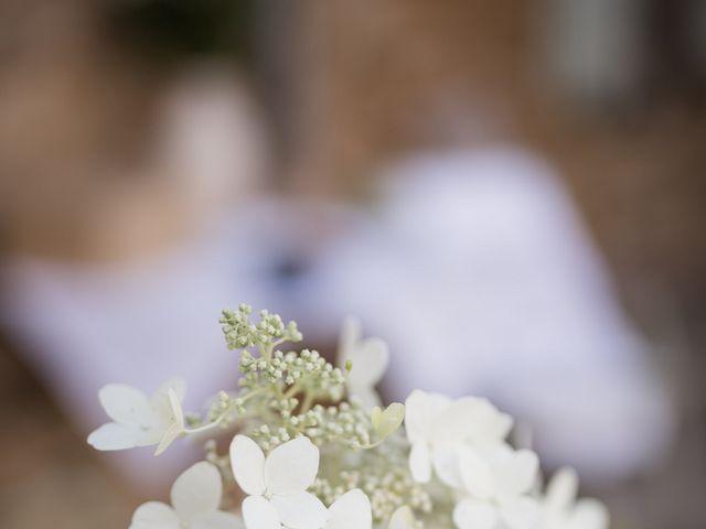 Le mariage de Louise et Martin à Massiac, Cantal 7