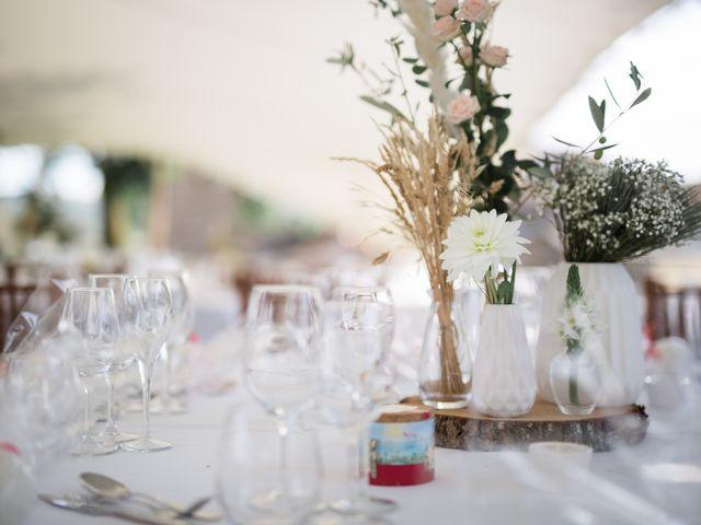 Le mariage de Louise et Martin à Massiac, Cantal 9