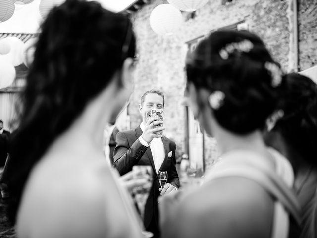 Le mariage de Louise et Martin à Massiac, Cantal 13