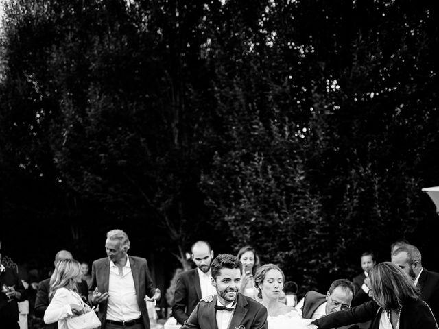 Le mariage de Louise et Martin à Massiac, Cantal 14