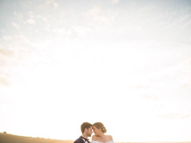 Le mariage de Louise et Martin à Massiac, Cantal 19