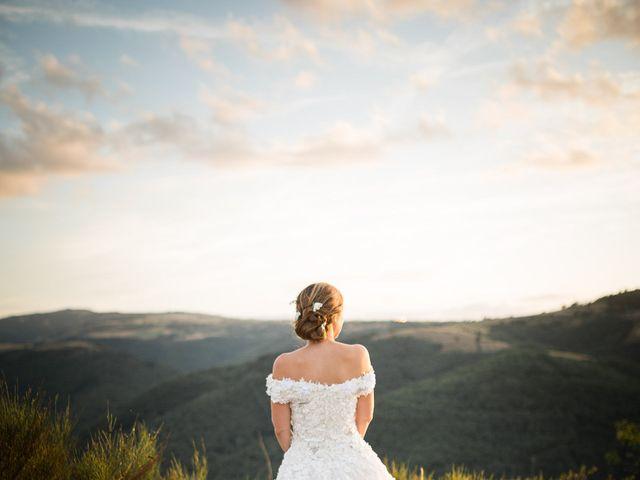 Le mariage de Louise et Martin à Massiac, Cantal 21