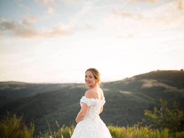Le mariage de Louise et Martin à Massiac, Cantal 22