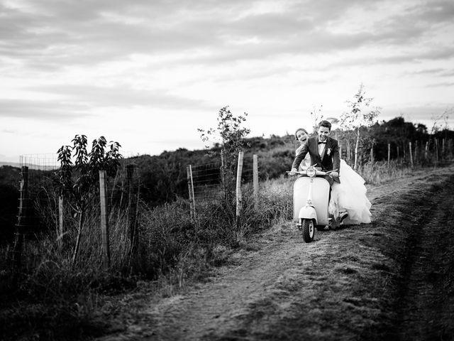 Le mariage de Louise et Martin à Massiac, Cantal 23