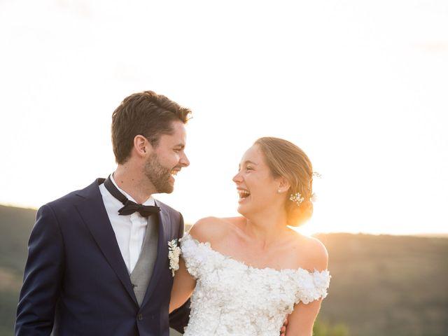 Le mariage de Louise et Martin à Massiac, Cantal 24