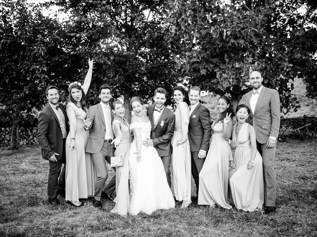 Le mariage de Louise et Martin à Massiac, Cantal 30