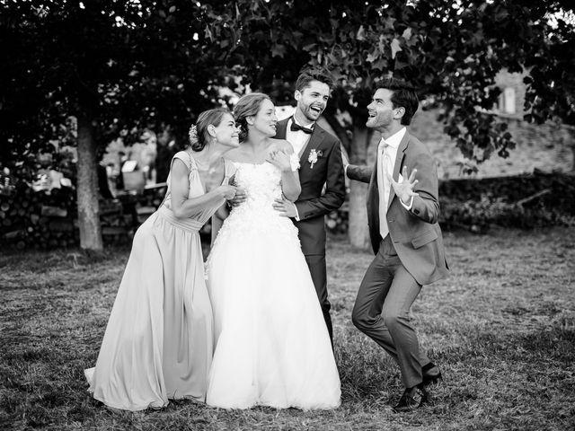 Le mariage de Louise et Martin à Massiac, Cantal 32