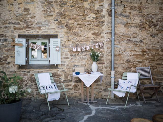 Le mariage de Louise et Martin à Massiac, Cantal 35
