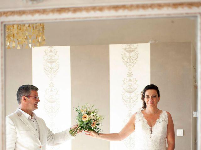 Le mariage de Alexa et Ulysse