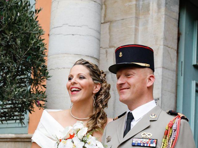 Le mariage de Paul et Aurélie à Fréjus, Var 9